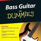 Bass Guitar for Dummies by Patrick B. Pfeiffer (2010, Other, Mixed media prod...