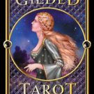 The Gilded Tarot by Barbara Moore (2004, Paperback)