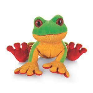 Webkinz Tree Frog NEW with Tag and Unused Code