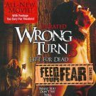 Wrong Turn 3: Left for Dead (Blu-ray Disc, 2009)