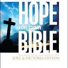 Hope for Today Bible New Living Translation, Red Letter Edition (2009, Hardco...