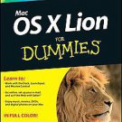MAC OS X Lion for Dummies by Bob Levitus (2011, Paperback)