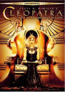 Cleopatra (DVD, 2009, 75th Anniversary Edition Includes plus 3 Collectible Po...