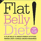Flat Belly Diet! by Cynthia Sass, Liz Vaccariello (2009, Paperback, Reprint)