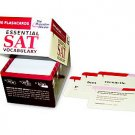 Essential Sat Vocabulary by Princeton Review (2009, Cards)