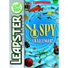 LeapFrog Leapster Learning Game Scholastic I Spy NEW