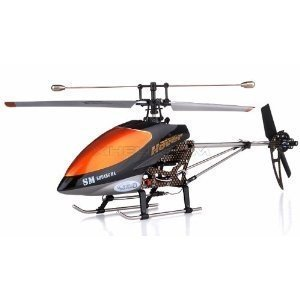 """Double Horse 9100 """"Hover"""" 3-Channel Sports R/C Helicopter Built in Gyroscope NEW"""