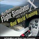 Microsoft Flight Simulator X For Pilots by Jeff Van West and Kevin Lane-cummi...