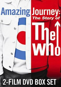 Amazing Journey: The Story of The Who (DVD, 2007)