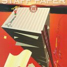The Big Book of Staff Paper (1993, Paperback)