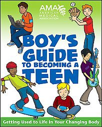 American Medical Association Boy's Guide to Becoming a Teen (2006, Paperback)