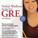 Verbal Workout for the Gre: Revised and Updated for the New Gre by Yung Yee W...