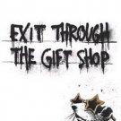 Exit Through the Gift Shop (DVD, 2010)