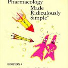 Clinical Pharmacology Made Ridiculously Simple by James Olson (2010, Paperback)