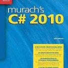 Murach's C# 2010: Training & Reference by Joel Murach (2010, Paperback)