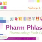 Pharm Phlash!: Pharmacology Flash Cards by Valerie I. Leek (2008, Cards)