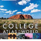 College Atlas of the World by National Geographic Society (U.S.) (2010, Paper...