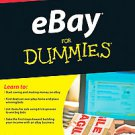 eBay For Dummies by Marsha Collier (2009, Paperback)