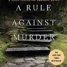 A Rule Against Murder by Louise Penny (2011, Paperback, Reprint)