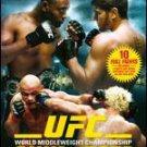 UFC 90: Silva vs. Cote (DVD, 2009, 2-Disc Set)