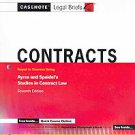 Contracts: Keyed to Courses Using Ayres and Speidel's Studies in Contract Law...