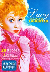 Lucy: A Legacy of Laughter (DVD, 2011, 4-Disc Set)