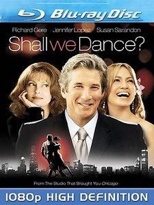 Shall We Dance? (Blu-ray Disc, 2008)