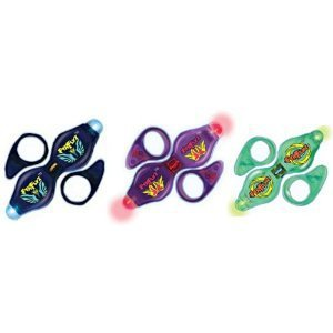 FyrFlyz Set of 3 Cyclone, Nytfyr, and Blue Angel Three Pack Combo Multicolor NEW