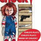 Chucky: The Killer DVD Collection (DVD, 2006, 2-Disc Set)