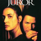 The Juror (DVD, 1998, Closed Caption; Subtitled Spanish and French)