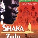 Shaka Zulu (DVD, 2002, 4-Disc Set, Four Disc Set)