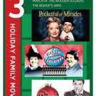 MGM Movie Collection: 3 Holiday Family Movies (DVD, 2010)