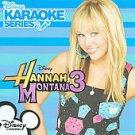 Disney Karaoke Series: Hannah Montana, Vol. 3 by Hannah Montana (CD,...