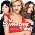 The Sweetest Thing (DVD, 2002, R-Rated Version)