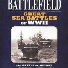 Battlefield: Great Sea Battles of WWII (DVD, 2010, 3-Disc Set)