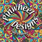 Pinwheel Designs by Wil Stegenga (2007, Paperback)