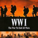 WWI - The War to End All Wars (DVD, 2008, 3-Disc Set)