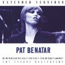 Extended Versions (BMG) by Pat Benatar (CD, Nov-2000, BMG Special Products)