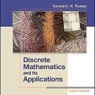 Discrete Mathematics and Its Applications by Kenneth Rosen and Kenneth H....