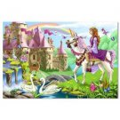 Melissa & and Doug Fairy Tale Castle Floor 48 Pieces Puzzle NEW