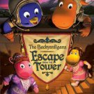 The Backyardigans: Escape from the Tower (DVD, 2010)
