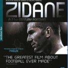 Zidane: A XXI Century Portrait (Blu-ray Disc, 2010)