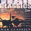 War Classics - Vol. 1: 8 Feature Films (DVD, 2003, 2-Disc Set)