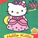 Hello Kitty Becomes a Princess (DVD, 2003)