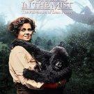 Gorillas in the Mist (DVD, 1999, Widescreen)