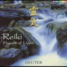 Reiki: Hands of Light by Deuter (CD, Mar-2002, New Earth Records)