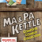Ma & Pa Kettle: Complete Comedy Collection (DVD, 2011, 5-Disc Set)