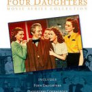 Four Daughters Movie Series Collection (DVD, 2011, 4-Disc Set)
