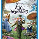 Alice in Wonderland (Blu-ray/DVD, 2010, 4-Disc Set, Includes Digital Copy; 3D)