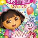 Dora the Explorer: Dora's Big Birthday Adventure (DVD, 2010, Pop-Up Packaging)
